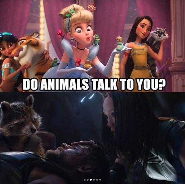 Fan Marvel chắc sẽ khóc thét nếu phát hiện ra Thần Sấm Thor cũng là một công chúa Disney! - Ảnh 6.