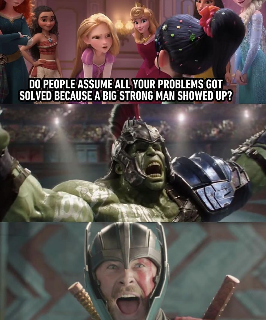 Fan Marvel chắc sẽ khóc thét nếu phát hiện ra Thần Sấm Thor cũng là một công chúa Disney! - Ảnh 12.