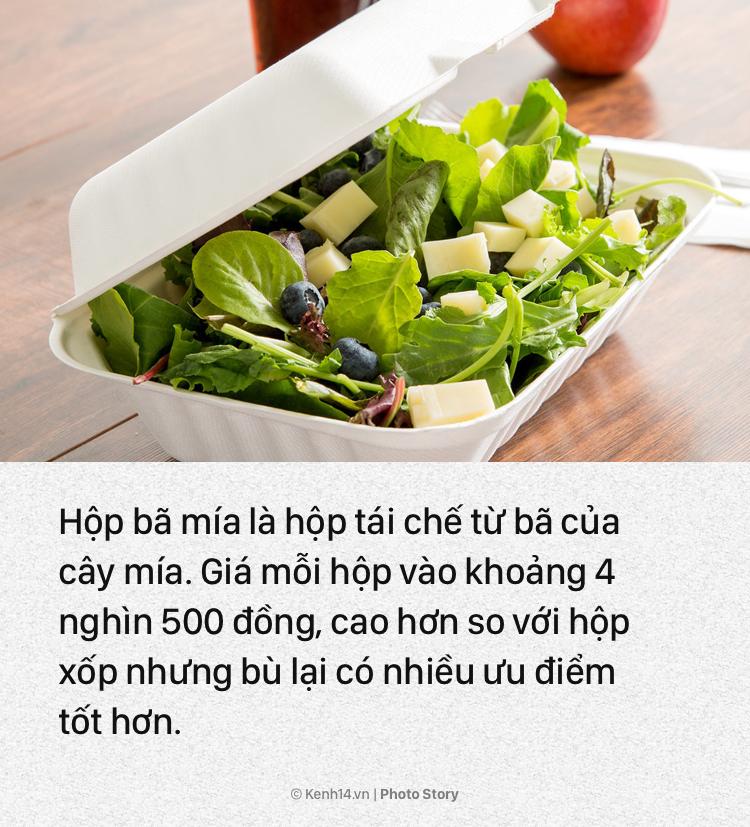 Ý tưởng này sẽ giúp bạn nói không với hộp xốp đựng thức ăn chất lượng kém - Ảnh 1.