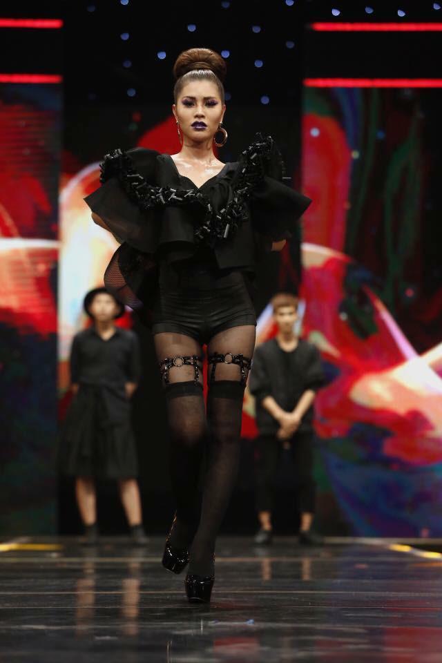 Cận cảnh nhan sắc xinh đẹp của thí sinh chuyển giới khiến Thanh Hằng bật khóc tại The Face - Ảnh 12.