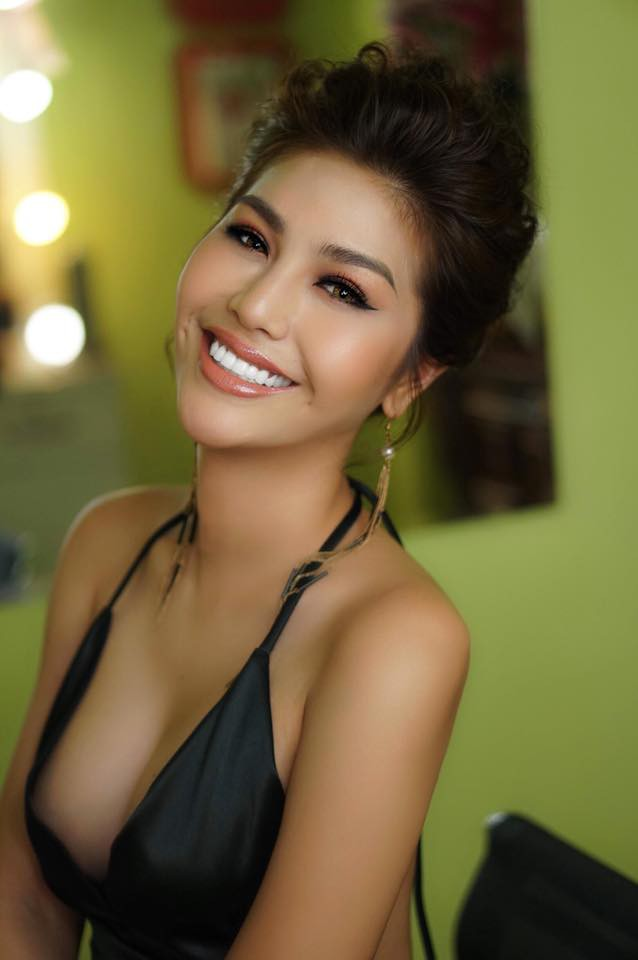 Cận cảnh nhan sắc xinh đẹp của thí sinh chuyển giới khiến Thanh Hằng bật khóc tại The Face - Ảnh 5.