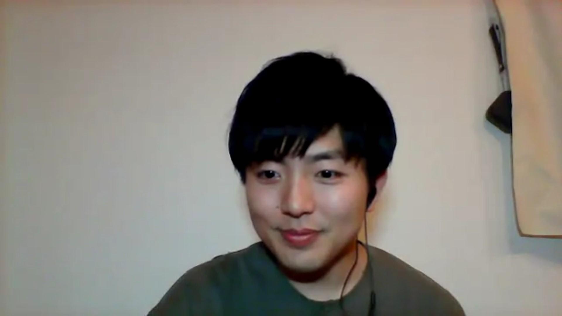 Anh chàng Nhật Bản mặt bụ, cười tươi như hoa khiến chị em ghen tị vì có làn da đẹp như da em bé - Ảnh 2.