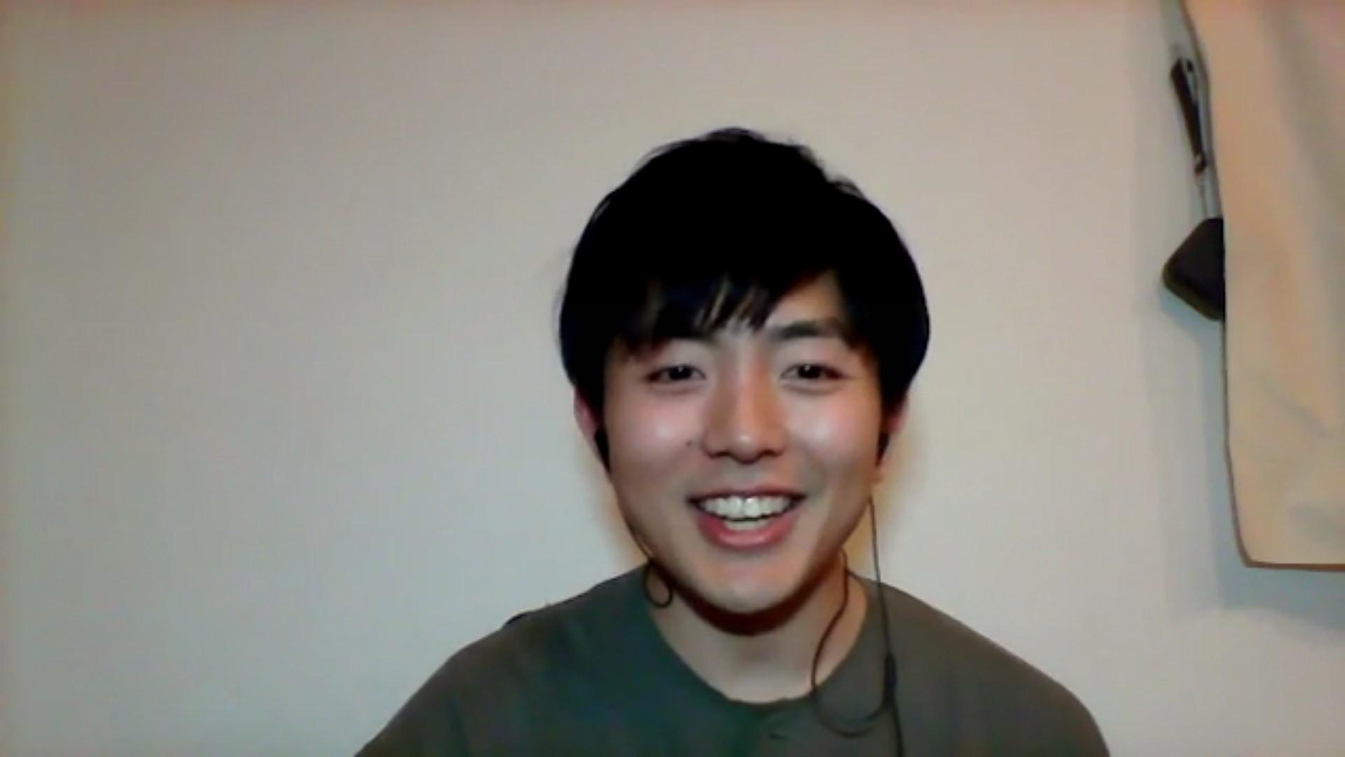 Anh chàng Nhật Bản mặt bụ, cười tươi như hoa khiến chị em ghen tị vì có làn da đẹp như da em bé - Ảnh 3.