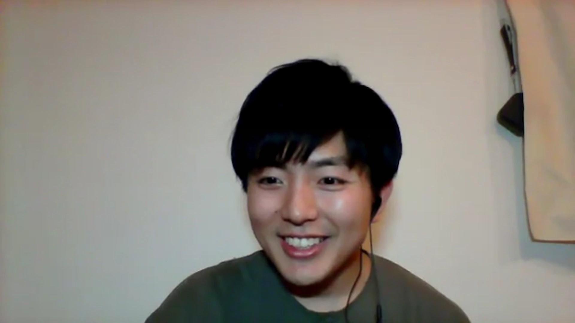 Anh chàng Nhật Bản mặt bụ, cười tươi như hoa khiến chị em ghen tị vì có làn da đẹp như da em bé - Ảnh 5.