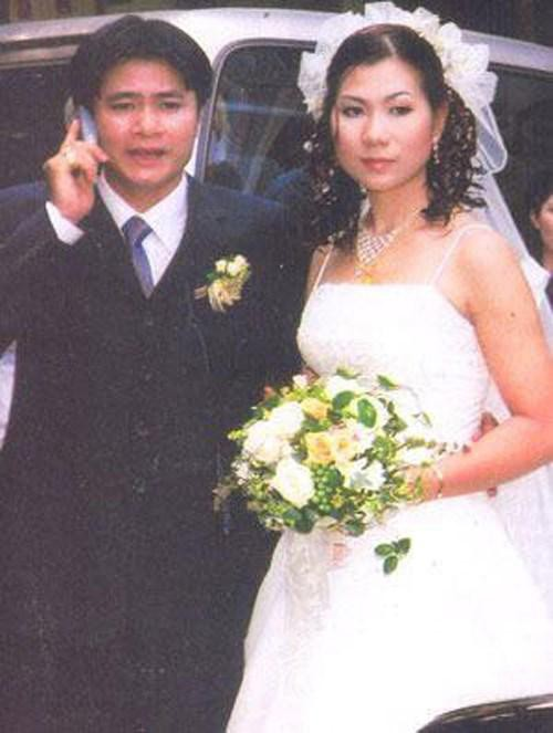 Ngắm loạt ảnh cưới những năm 80 - 90, bạn có nhận ra đây là sao Việt nào? - Ảnh 13.