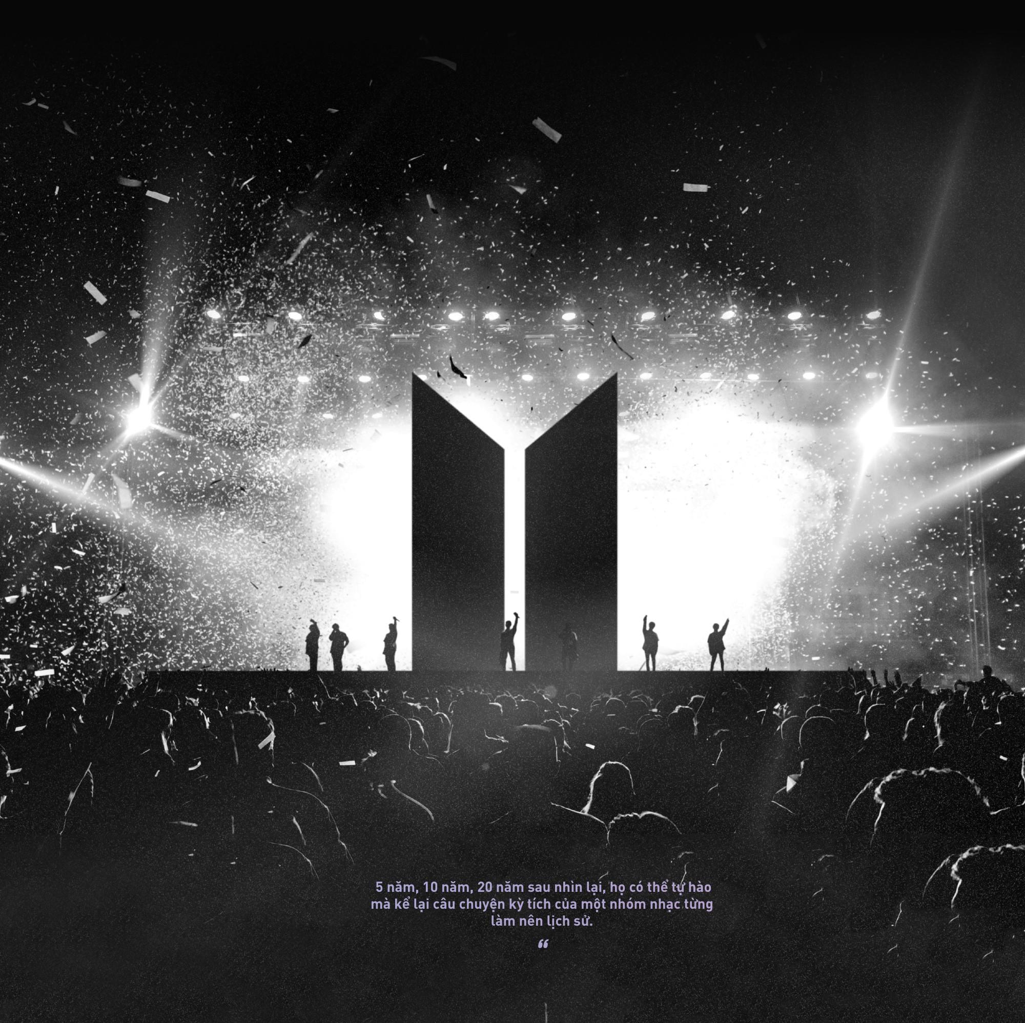 Kỳ tích mang tên BTS: 10 hay 20 năm sau, họ có thể tự hào mà kể lại câu chuyện về một nhóm nhạc làm nên lịch sử - Ảnh 9.