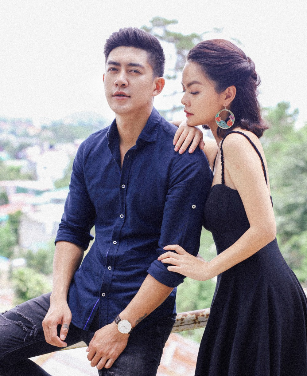Sau 8 năm, Phạm Quỳnh Anh tiếp tục tái ngộ tình cũ Cao Lâm Viên trong MV trở lại - Ảnh 2.