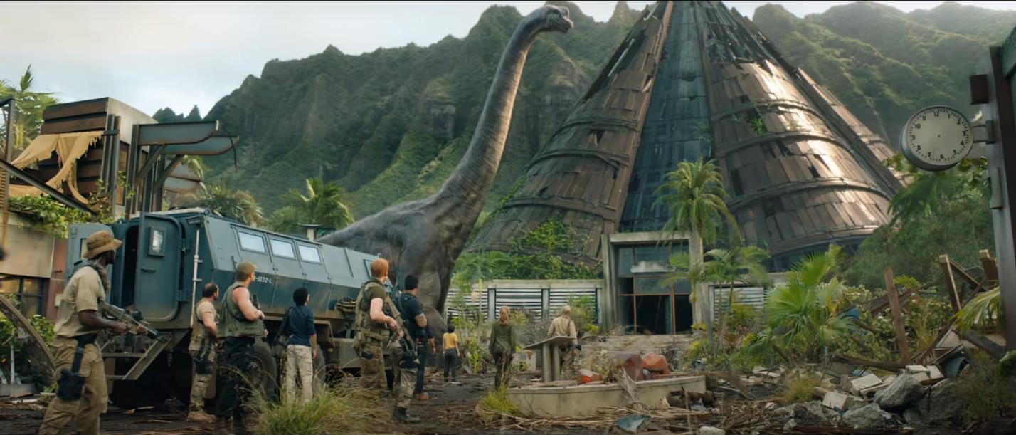 """""""Jurassic World: Fallen Kingdom"""" – Nỗ lực vắt sữa một tượng đài điện ảnh của Universal - Ảnh 2."""