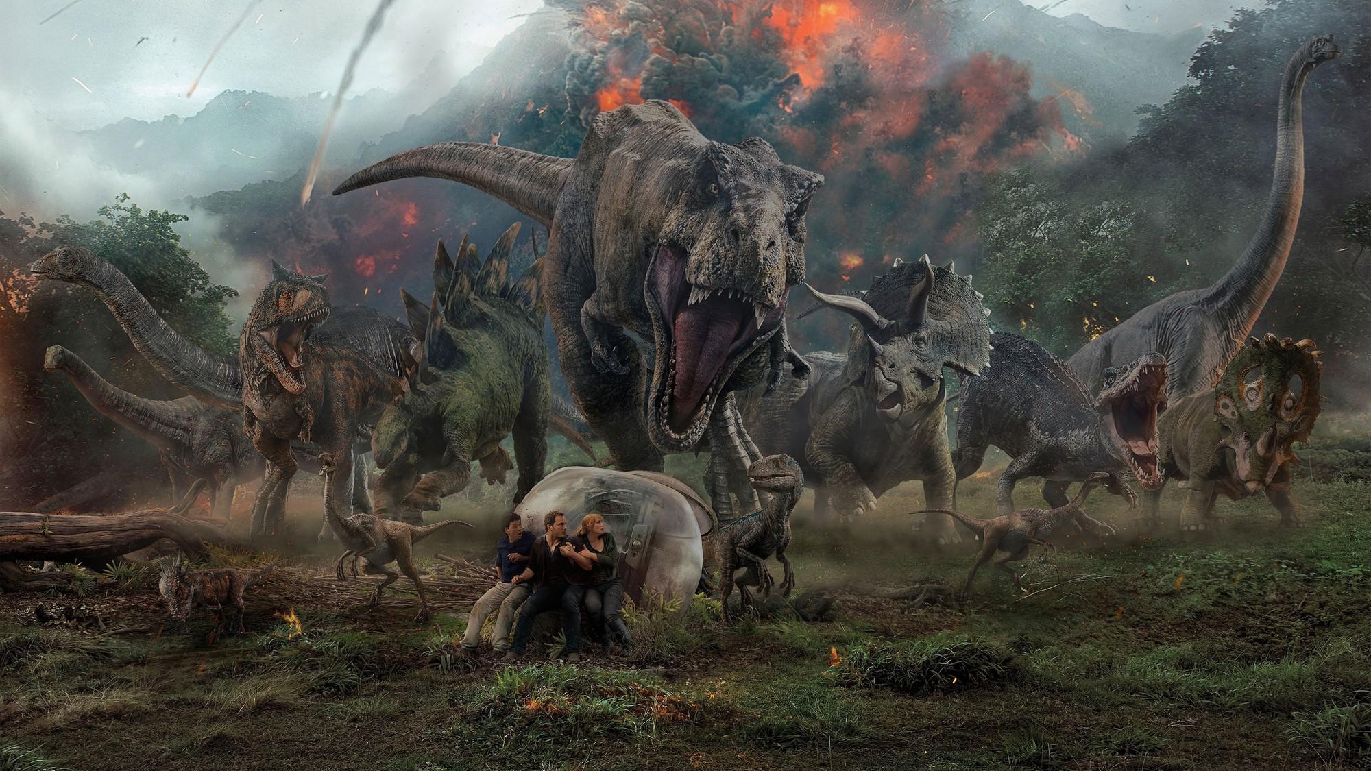 """""""Jurassic World: Fallen Kingdom"""" – Nỗ lực vắt sữa một tượng đài điện ảnh của Universal - Ảnh 1."""