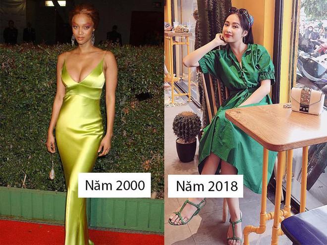 Loạt minh chứng cho thấy: qua 18 năm những xu hướng thời trang này vẫn vẹn nguyên sức hút - Ảnh 22.