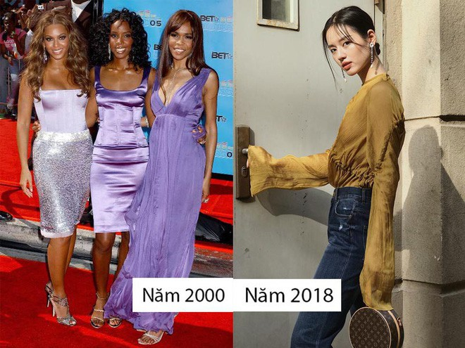 Loạt minh chứng cho thấy: qua 18 năm những xu hướng thời trang này vẫn vẹn nguyên sức hút - Ảnh 7.
