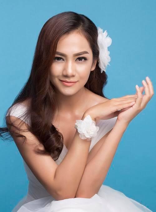 Cận cảnh nhan sắc chuẩn hotgirl của em dâu Minh Hằng - Ảnh 4.