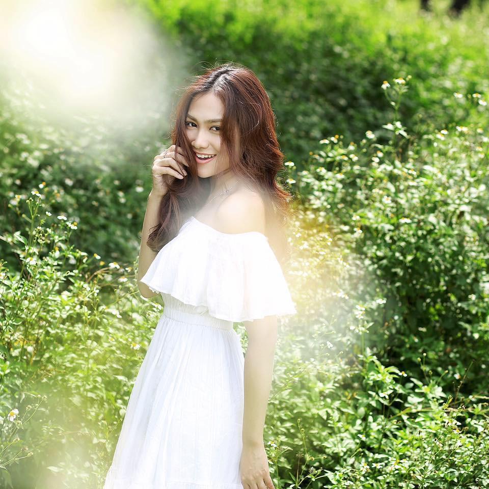 Cận cảnh nhan sắc chuẩn hotgirl của em dâu Minh Hằng - Ảnh 5.