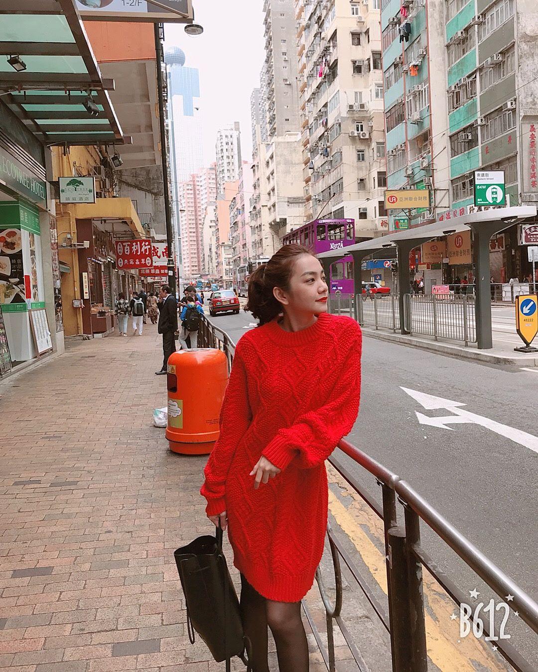 Cận cảnh nhan sắc chuẩn hotgirl của em dâu Minh Hằng - Ảnh 13.