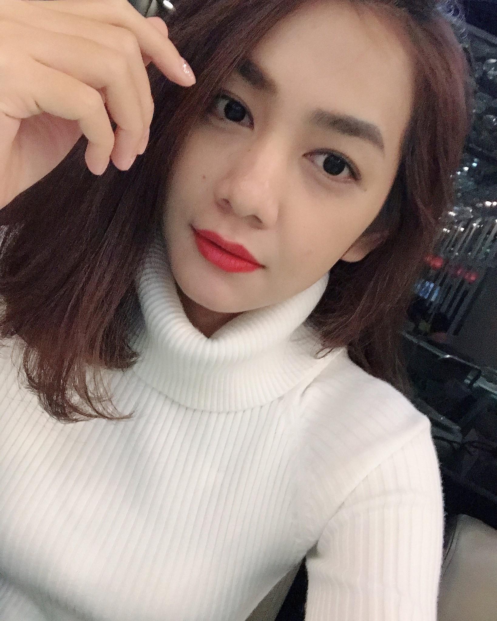 Cận cảnh nhan sắc chuẩn hotgirl của em dâu Minh Hằng - Ảnh 14.