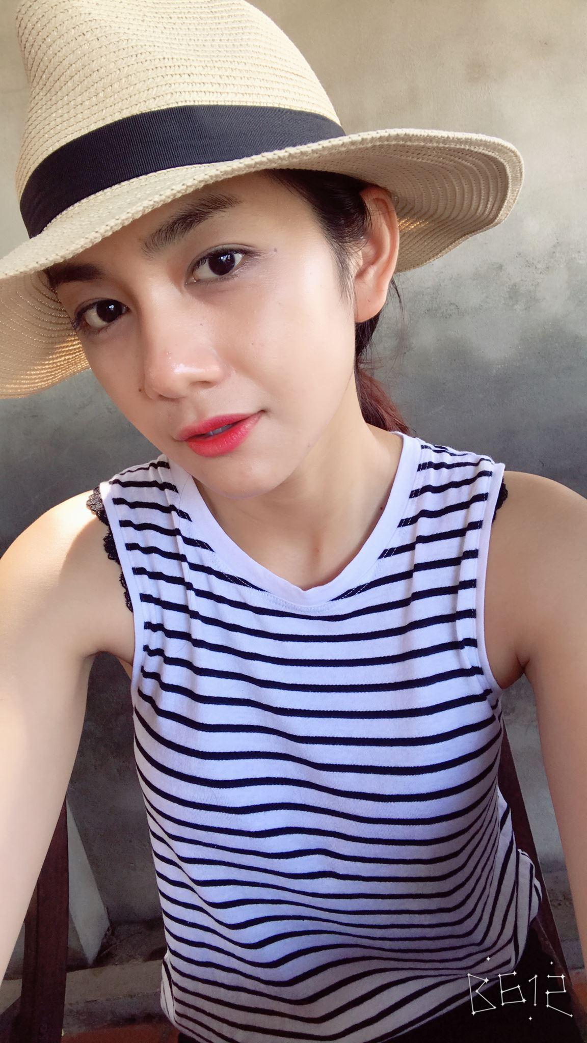 Cận cảnh nhan sắc chuẩn hotgirl của em dâu Minh Hằng - Ảnh 16.