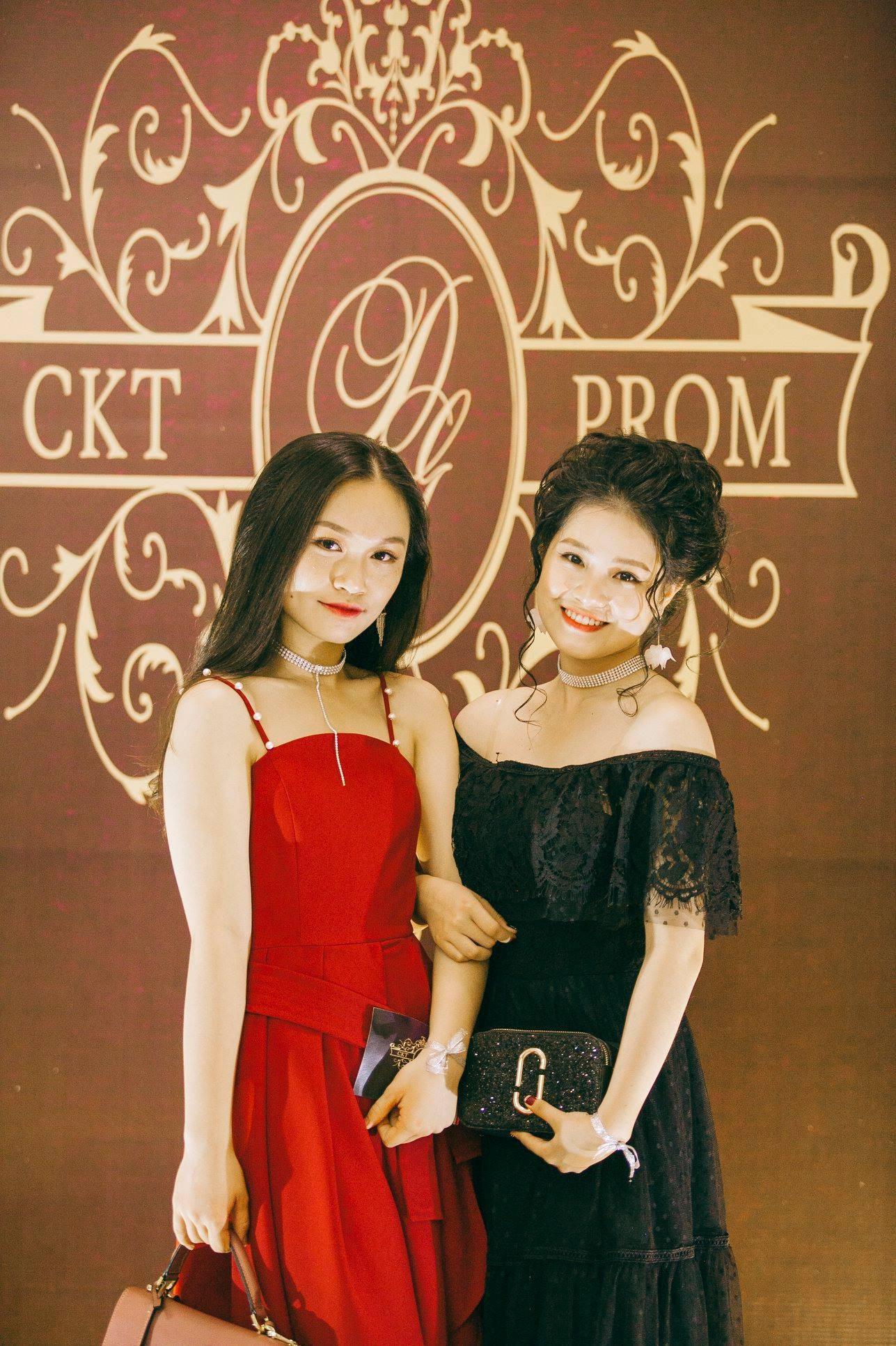 Không chỉ RMIT, trường chuyên phố núi Kon Tum cũng khiến chúng ta đã mắt với dàn trai xinh gái đẹp trong tiệc prom - Ảnh 18.