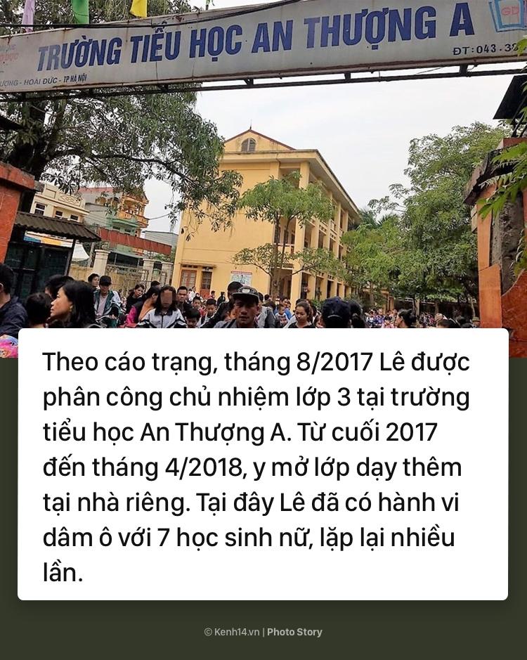 Xét xử sơ thầm vụ án thầy giáo dâm ô học sinh lớp 3 tại Hà Nội - Ảnh 5.