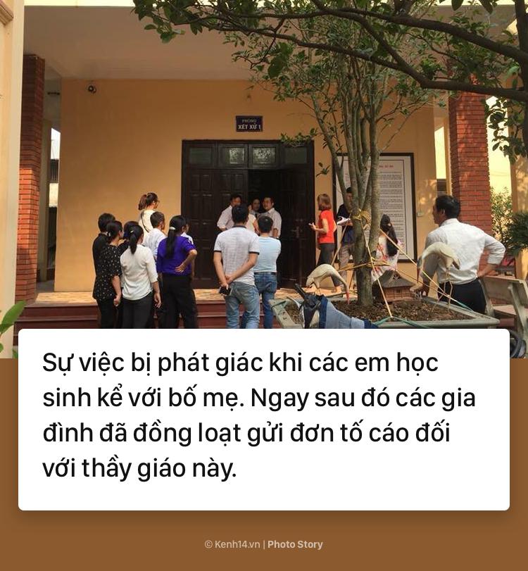 Xét xử sơ thầm vụ án thầy giáo dâm ô học sinh lớp 3 tại Hà Nội - Ảnh 7.