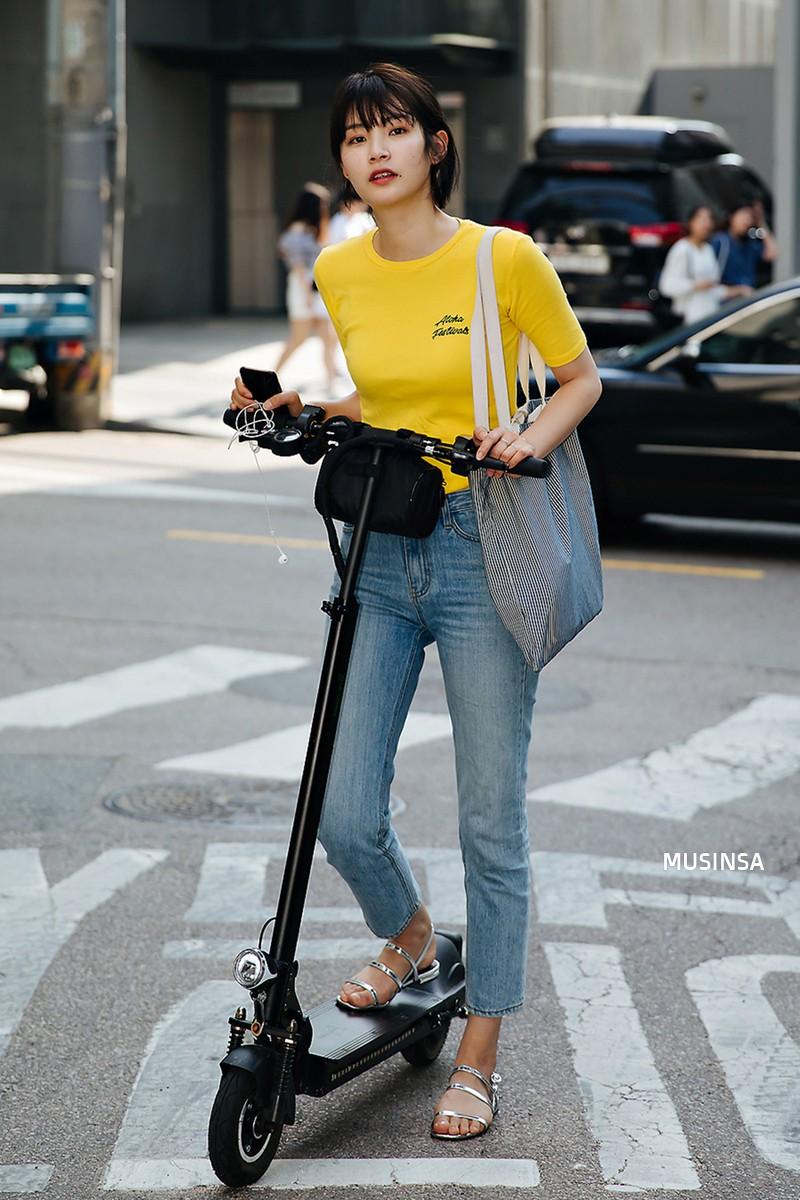 Chỉ quanh quẩn với vài công thức tầm thường mà giới trẻ Hàn vẫn gây xuýt xoa vì mặc quá đẹp - Ảnh 5.