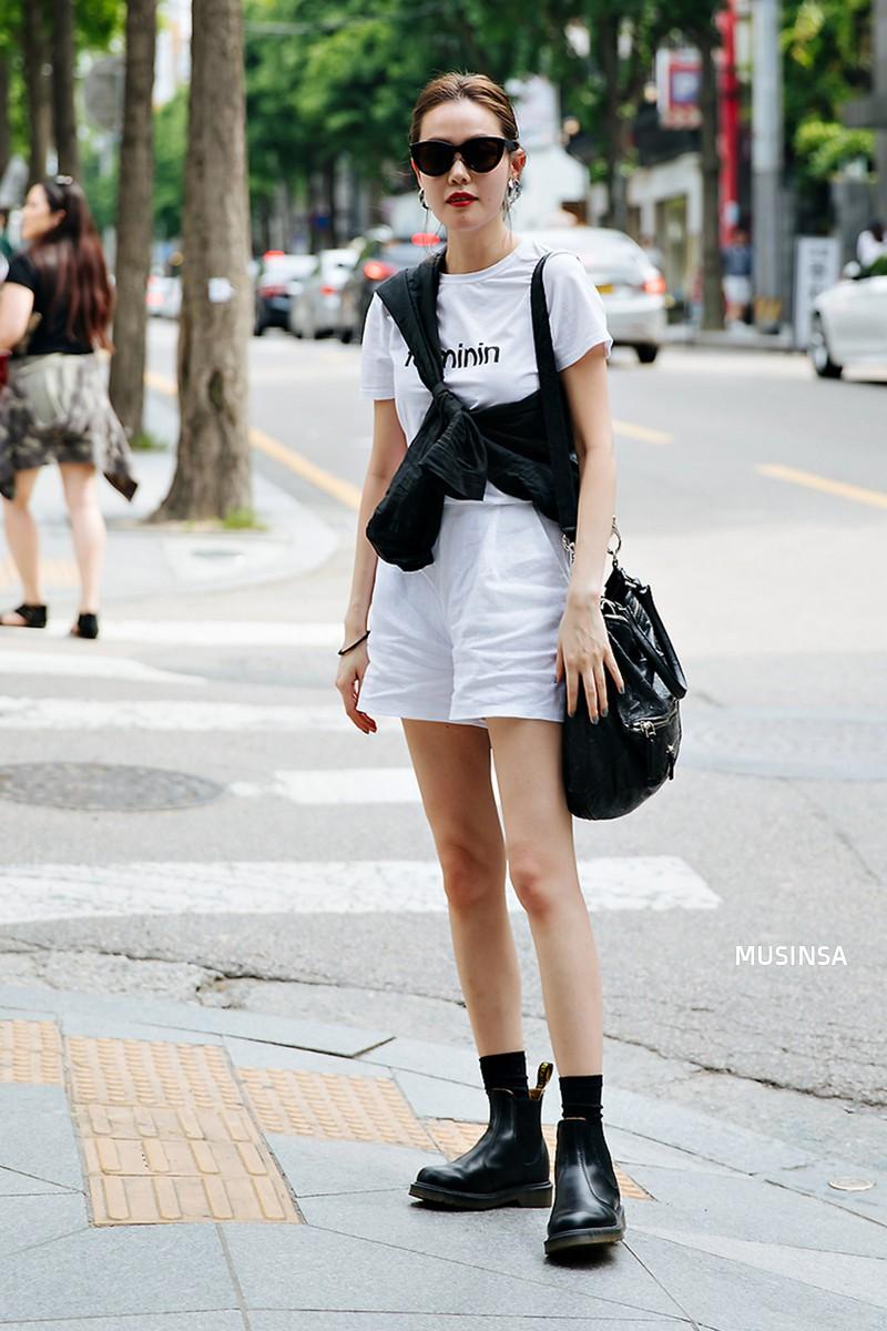 Chỉ quanh quẩn với vài công thức tầm thường mà giới trẻ Hàn vẫn gây xuýt xoa vì mặc quá đẹp - Ảnh 8.