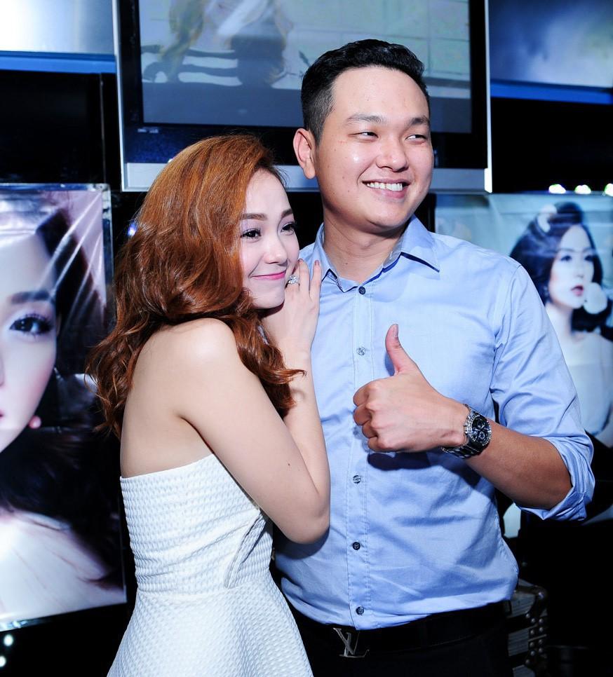 Cận cảnh nhan sắc chuẩn hotgirl của em dâu Minh Hằng - Ảnh 1.