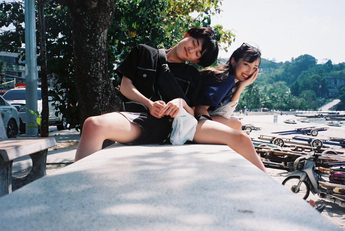 Cặp đôi chị ơi, anh yêu em Nhật Bản khiến dân tình phát sốt vì đã đẹp đôi lại còn đáng yêu - Ảnh 2.