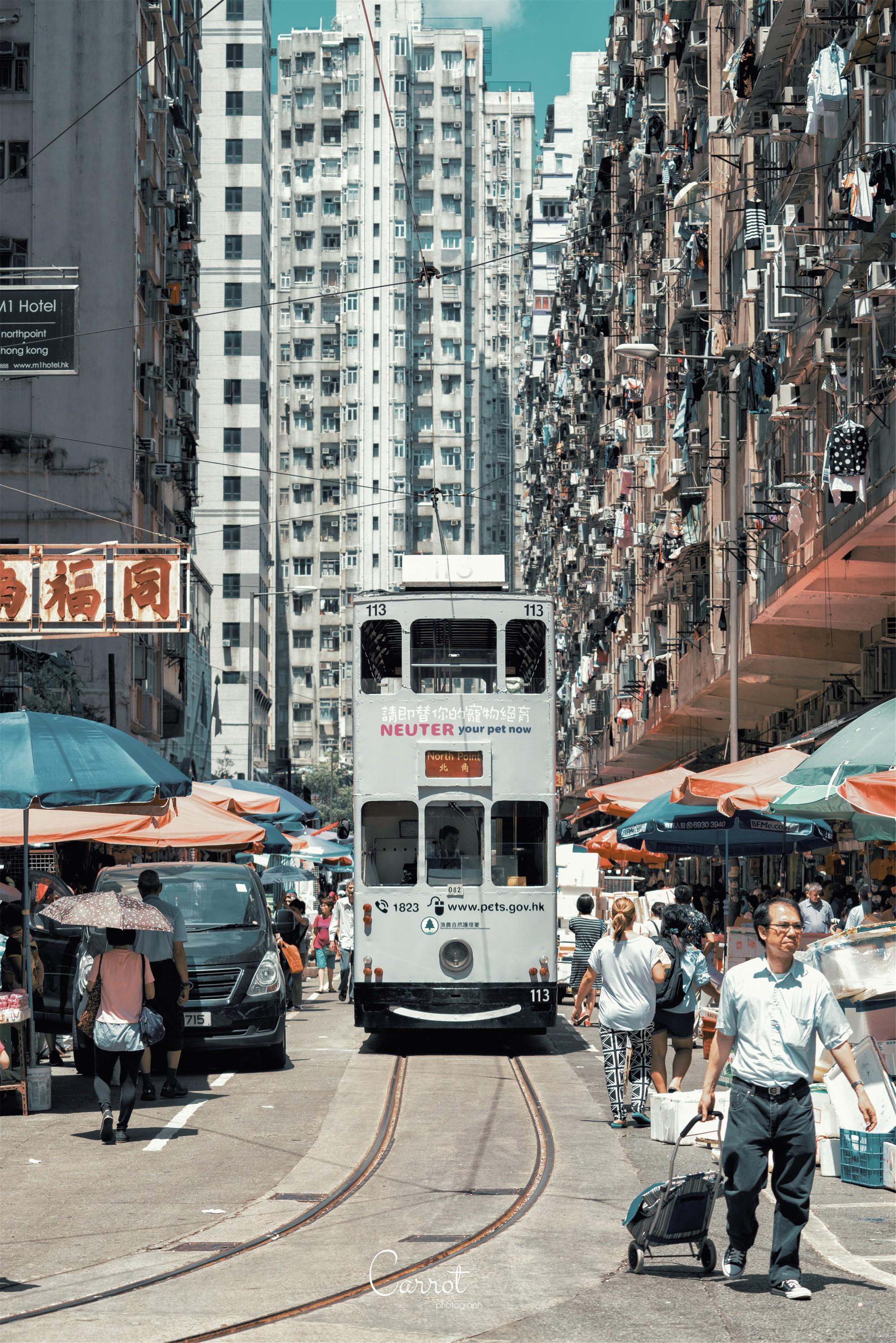 Bộ ảnh: Ngắm nhìn vẻ đẹp hoài cổ của những chiếc xe điện trăm năm tuổi của Hongkong - Ảnh 2.