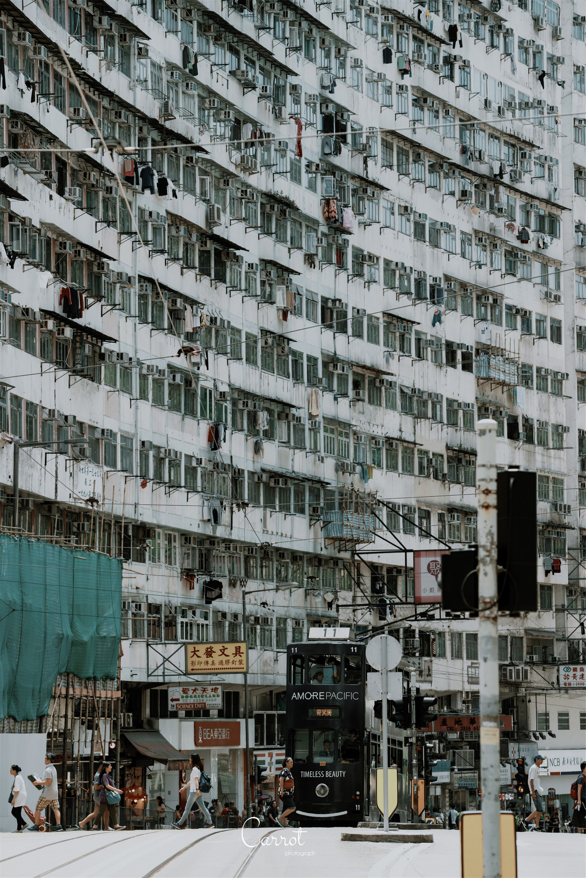 Bộ ảnh: Ngắm nhìn vẻ đẹp hoài cổ của những chiếc xe điện trăm năm tuổi của Hongkong - Ảnh 7.