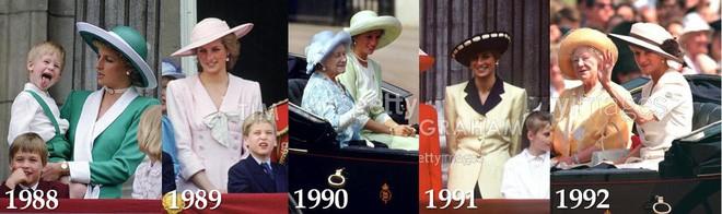 Meghan Markle lại tiếp tục phá vỡ quy tắc trang phục mà Công nương Diana và Kate Middleton chưa dám làm - Ảnh 13.