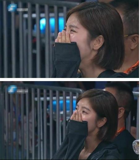"""""""Ngọc nữ"""" xinh như mộng đã khóc khi Yi Long thua thảm là ai? - Ảnh 3."""