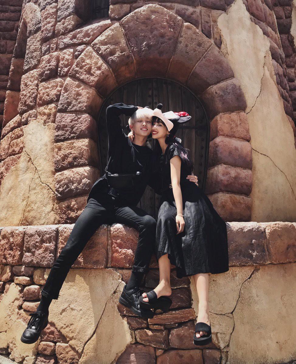 Cặp đôi chị ơi, anh yêu em Nhật Bản khiến dân tình phát sốt vì đã đẹp đôi lại còn đáng yêu - Ảnh 5.