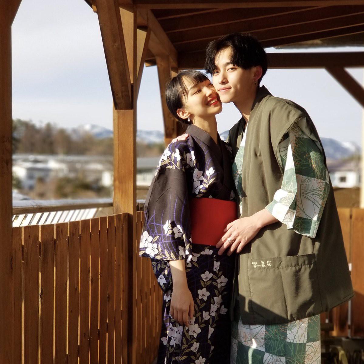 Cặp đôi chị ơi, anh yêu em Nhật Bản khiến dân tình phát sốt vì đã đẹp đôi lại còn đáng yêu - Ảnh 6.