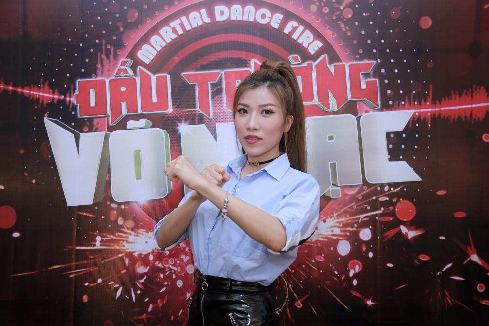 Đánh võ trên nền hit Lạc trôi (Sơn Tùng M-TP), nhóm thí sinh giành luôn vị trí đầu bảng - Ảnh 1.