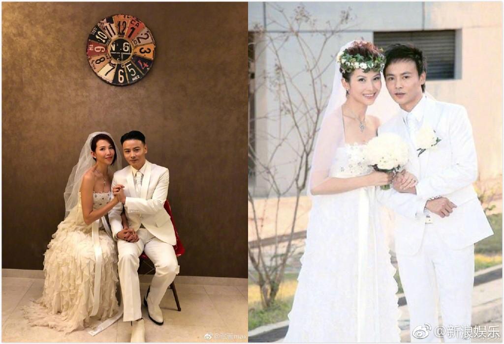 Vợ chồng mỹ nhân Chân Hoàn Truyện mặc lại áo cưới 10 năm trước để kỷ niệm hạnh phúc - Ảnh 3.