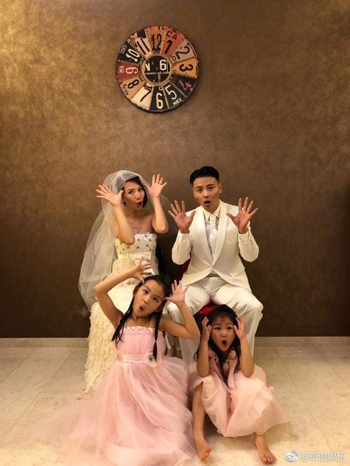 Vợ chồng mỹ nhân Chân Hoàn Truyện mặc lại áo cưới 10 năm trước để kỷ niệm hạnh phúc - Ảnh 6.