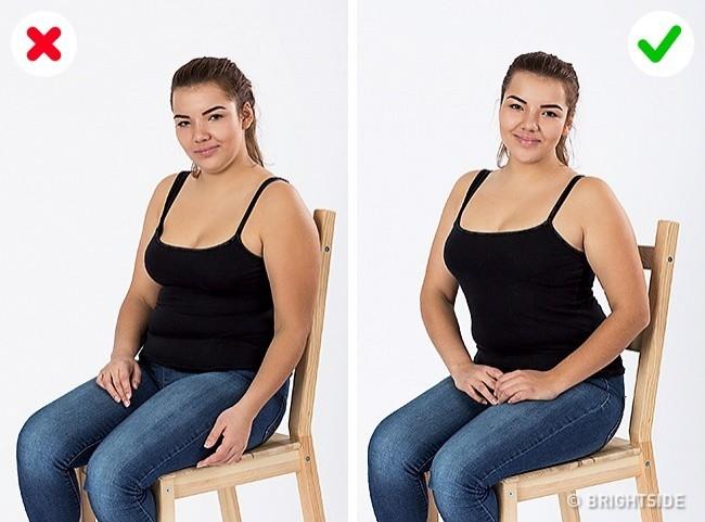 10 bí kíp tạo dáng chụp ảnh sống ảo bao thon thả dành cho các nàng béo - Ảnh 13.