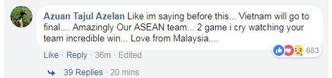 Fan châu Á rơi nước mắt vì kỳ tích của U23 Việt Nam - Ảnh 1.