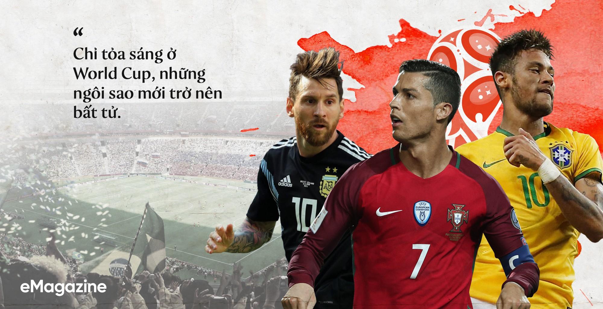 Messi và Ronaldo tan giấc mơ World Cup: Sẽ chẳng còn lần nào để trở thành vĩ đại - Ảnh 14.