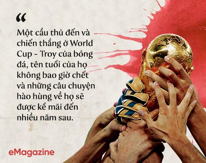 Messi và Ronaldo tan giấc mơ World Cup: Sẽ chẳng còn lần nào để trở thành vĩ đại - Ảnh 4.