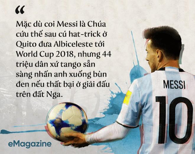 Messi và Ronaldo tan giấc mơ World Cup: Sẽ chẳng còn lần nào để trở thành vĩ đại - Ảnh 6.