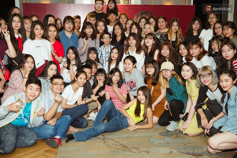 Quỳnh Anh Shyn nói về tin đồn không còn thân với Salim trong fan-meeting đầu tiên tại Sài Gòn - Ảnh 13.