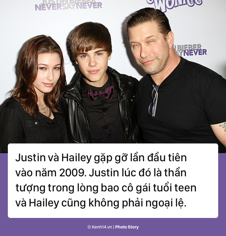 Nhìn lại chặng đường yêu đương thăng trầm của cặp đôi Justin Bieber và Hailey Baldwin - Ảnh 3.