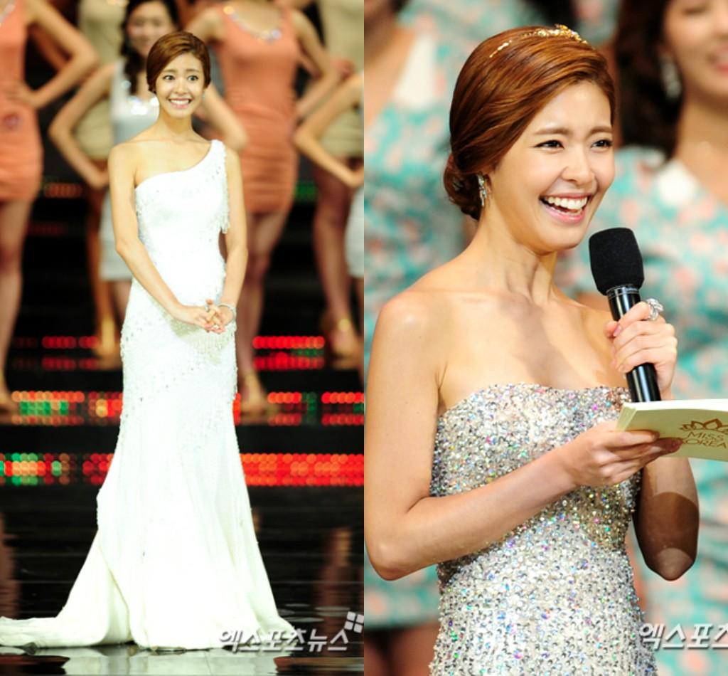 """Trớ trêu các cuộc thi sắc đẹp Hàn Quốc: Hoa hậu bị """"kẻ ngoài cuộc"""" lấn át nhan sắc ngay trong đêm đăng quang! - Ảnh 31."""
