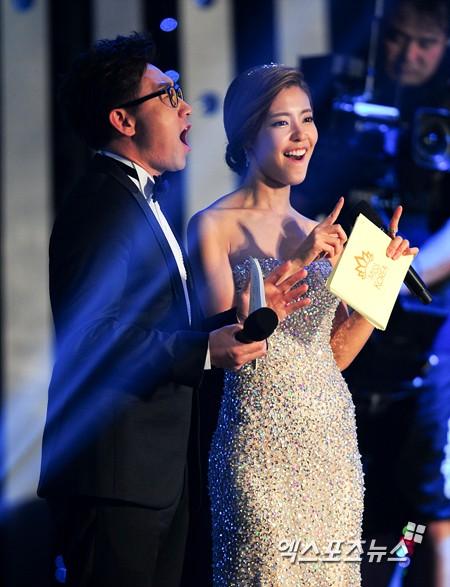 """Trớ trêu các cuộc thi sắc đẹp Hàn Quốc: Hoa hậu bị """"kẻ ngoài cuộc"""" lấn át nhan sắc ngay trong đêm đăng quang! - Ảnh 32."""
