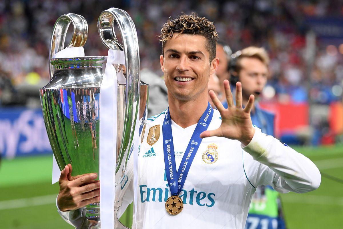 CHÍNH THỨC: Ronaldo rời Real Madrid, gia nhập Juventus - Ảnh 3.