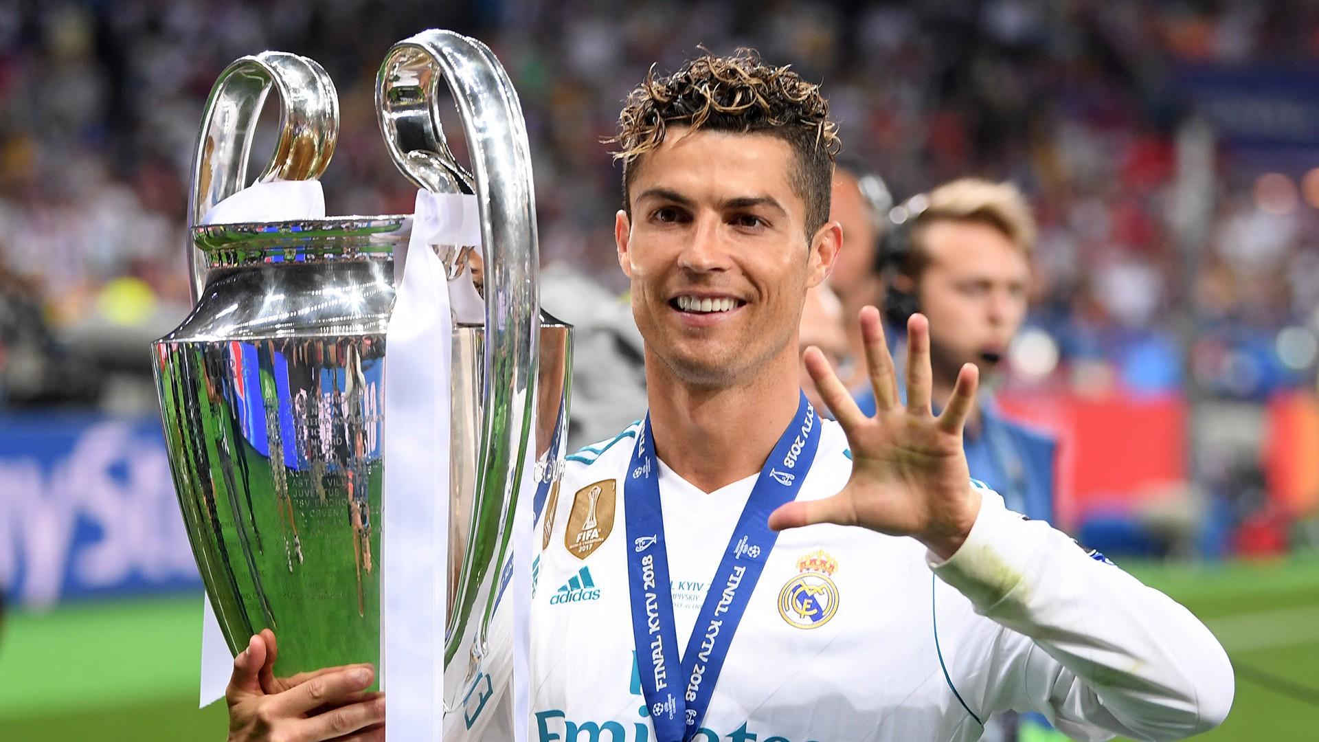 Real Madrid làm video xúc động tri ân Cristiano Ronaldo - Ảnh 3.