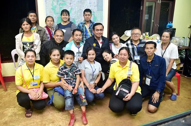 Nguyên thủ thế giới đồng loạt chúc mừng chiến dịch giải cứu đội bóng Thái Lan thành công - Ảnh 5.