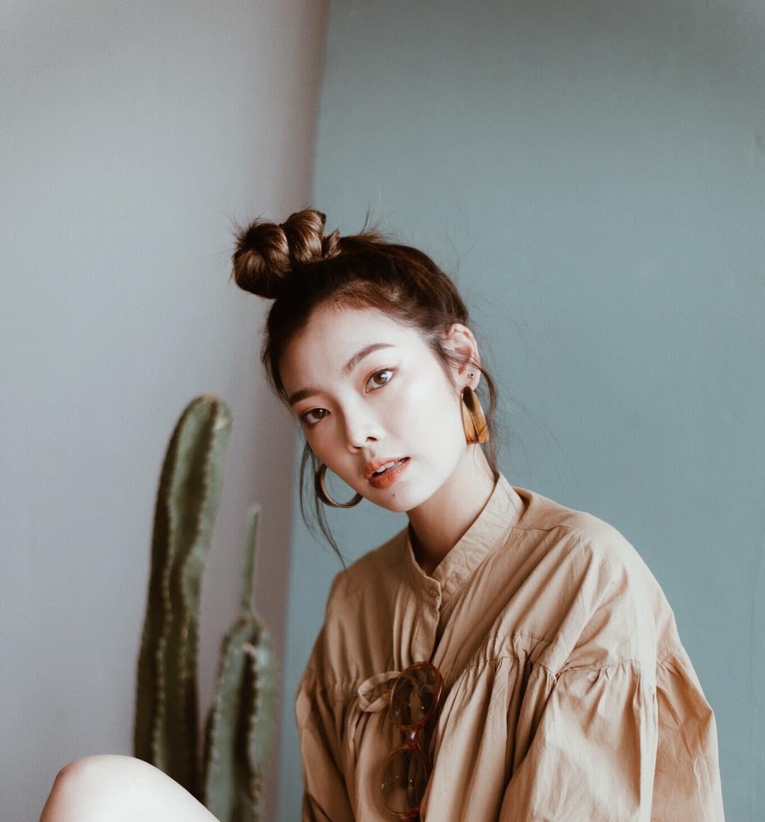 5 kiểu tóc vừa xinh vừa mát cho những cô nàng tóc dài tỏa sáng rực rỡ hơn cả nắng hè - Ảnh 6.