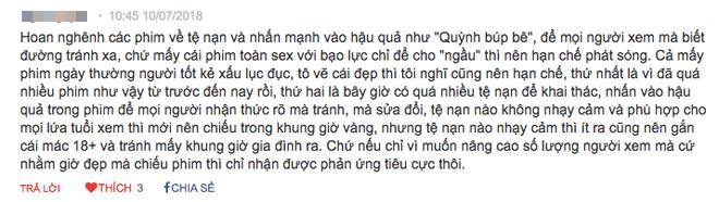 Khán giả Việt tranh cãi trước tin Quỳnh Búp Bê bị dừng chiếu vì quá nhạy cảm - Ảnh 9.